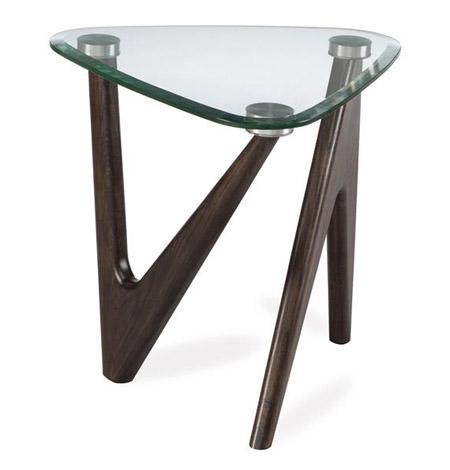 Angles End Table