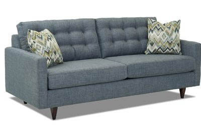 Craven Sofa Blue