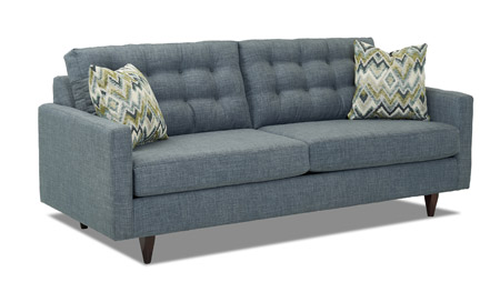 Craven Sofa Blue