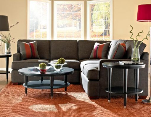 Loomis Sectional L shape