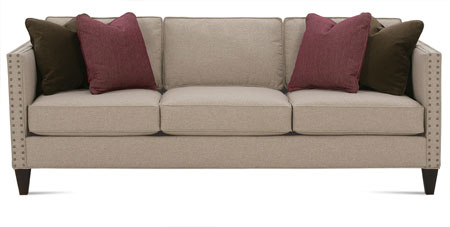 Mitchell Sofa with Nail heads