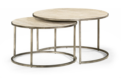 Stone Round Nest Coffee Table