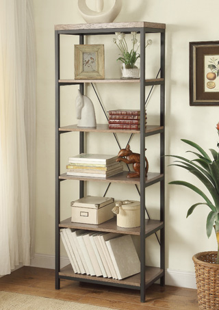 Alston 26 inch Bookcase