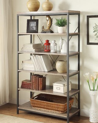 Alston 40 inch Bookcase