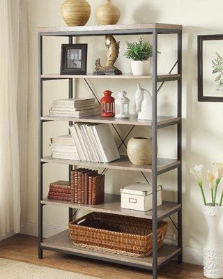 Alston 40 inch Bookcase