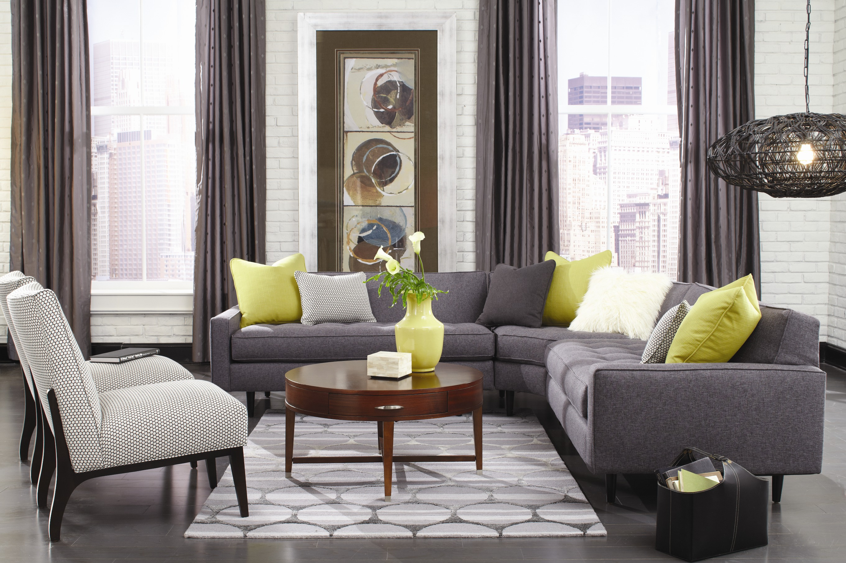 Creating A Space That's Dynamic And Modern