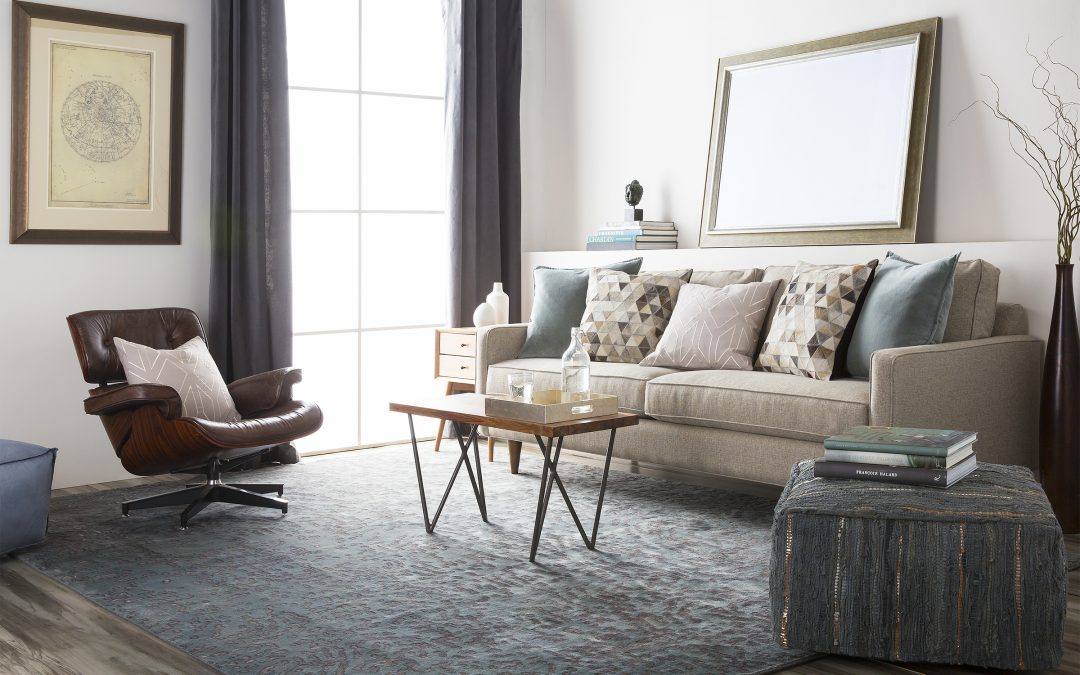 Choosing the Perfect Living Room Furniture for Your Small Space