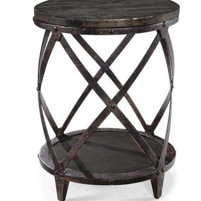 Fordham Round Accent Table