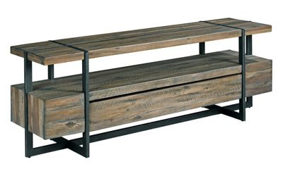 Modern Timber TV Stand Solo