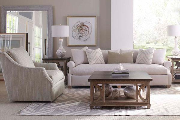 Bristol Sofa with Kara Swivel