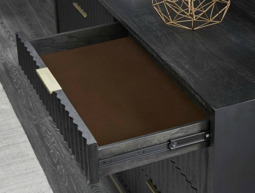 Hayward felt top drawers