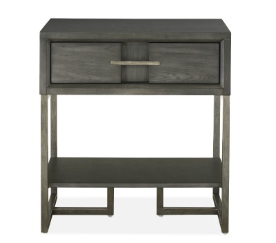 Heights Open Nightstand