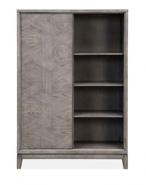 Kenso Door Chest Shelves