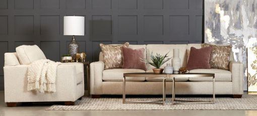 Boden Sofa and Boden Chair Room