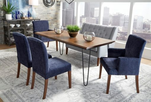 Mayer dining chair room
