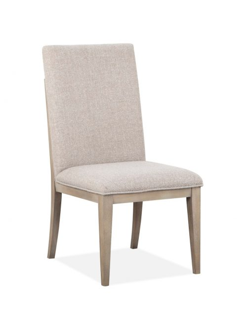 Beverly upholstered side chair