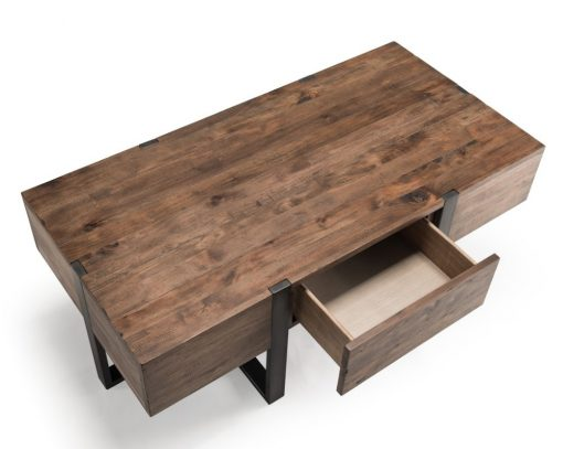 Rosco Coffee Table drawer
