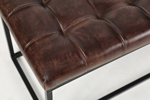 archive siena bench leather