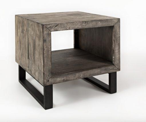 blocks end table