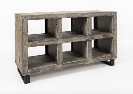 blocks sofa table