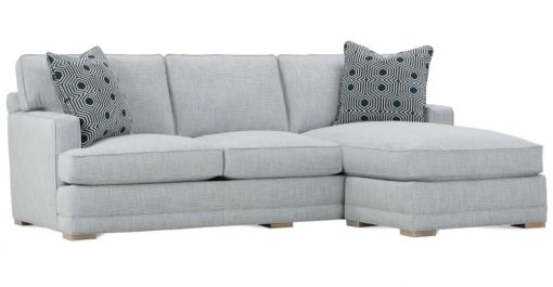 Grayson Sofa with Reversible chaise