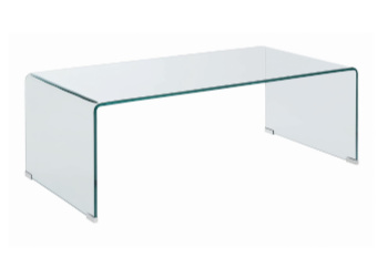 All Glass Coffee Table Sm