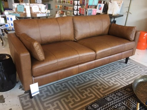 Trafton Leather Sofa Available Now