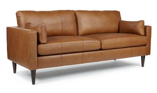 Trafton Sofa leather catalog pic